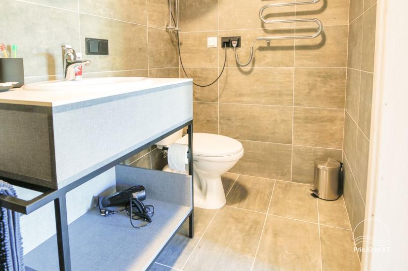 Juros 40 - mieszkania do wynajęcia w Sventoji - 10