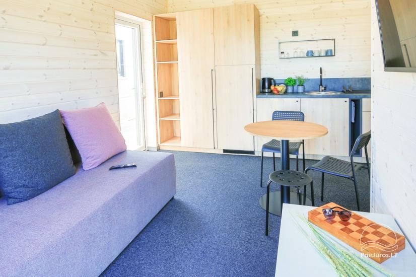 Juros 40 - mieszkania do wynajęcia w Sventoji - 14