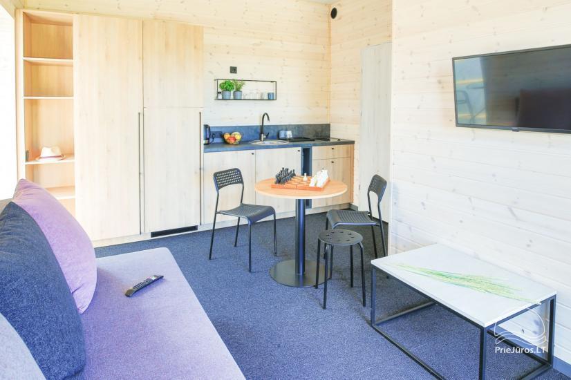 Juros 40 - mieszkania do wynajęcia w Sventoji - 15