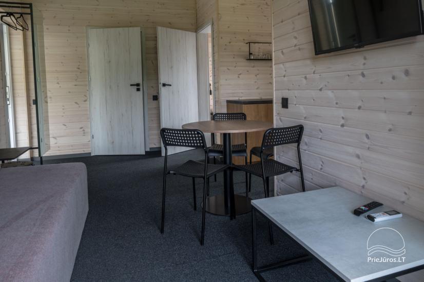 Juros 40 - mieszkania do wynajęcia w Sventoji - 22
