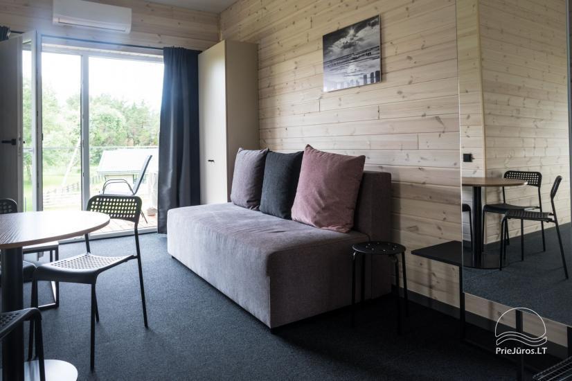 Juros 40 - mieszkania do wynajęcia w Sventoji - 23