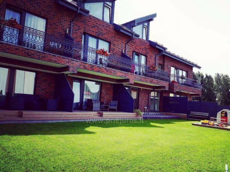 Villa Sonata - apartamenty dla rodzin odpoczynku w Połądze!