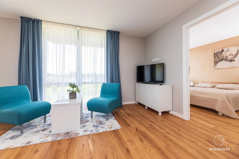 Apartament Piasek i morze w Sventoji - 1