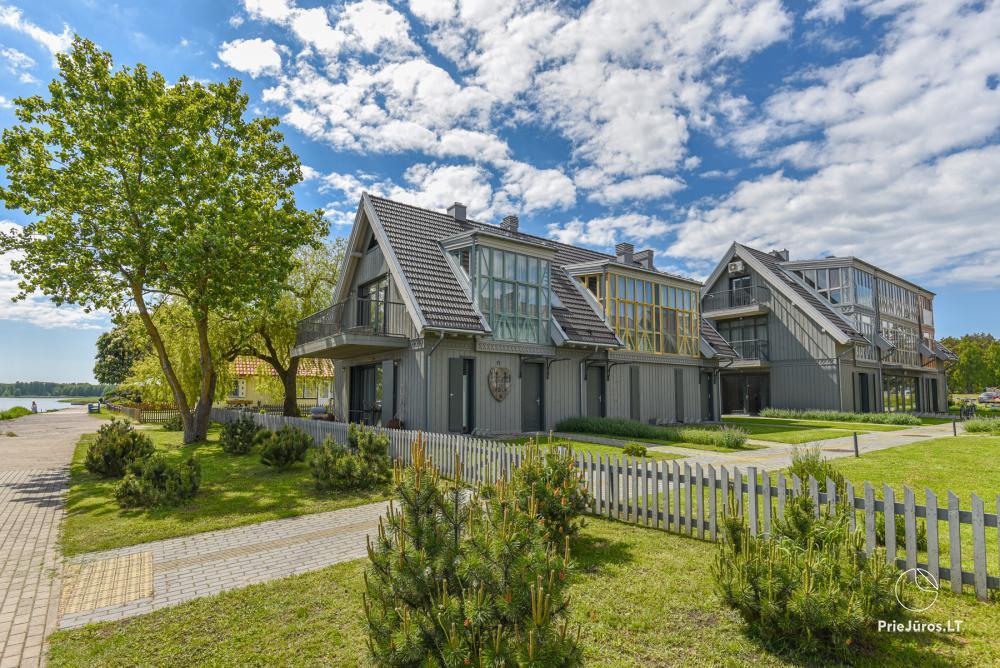 SOLEMAR Pervalka przytulne studio z widokiem na lagunę - 1