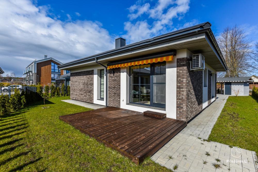 Nowy dom do wynajęcia w Połądze - 1