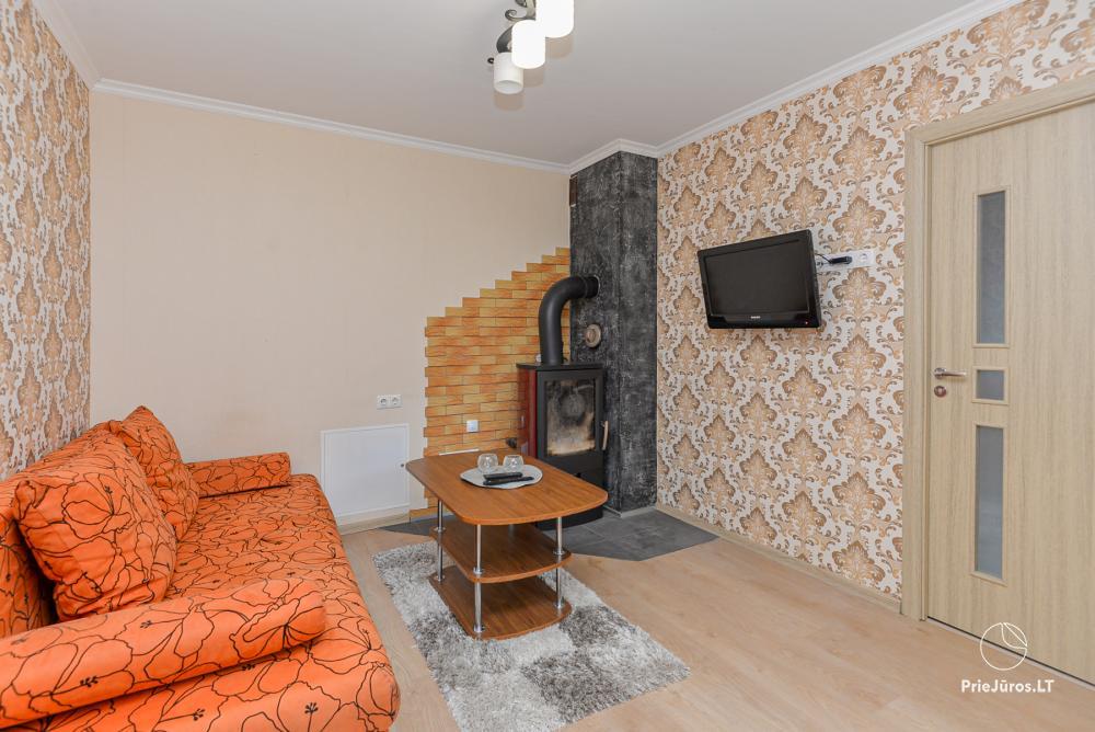 Trzypokojowe mieszkanie do wynajęcia na Mierzei Kurońskiej z prywatnym podwórkiem! - 1