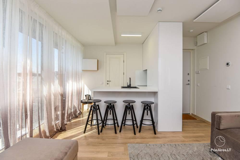 Apartament Gintarine Liepa w Połądze, w Kunigiskiai - 2