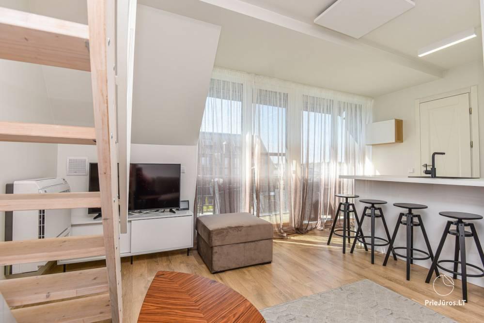Apartament Gintarine Liepa w Połądze, w Kunigiskiai - 5