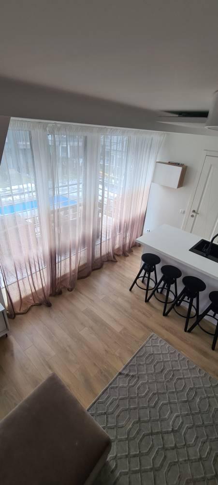 Apartament Gintarine Liepa w Połądze, w Kunigiskiai - 7