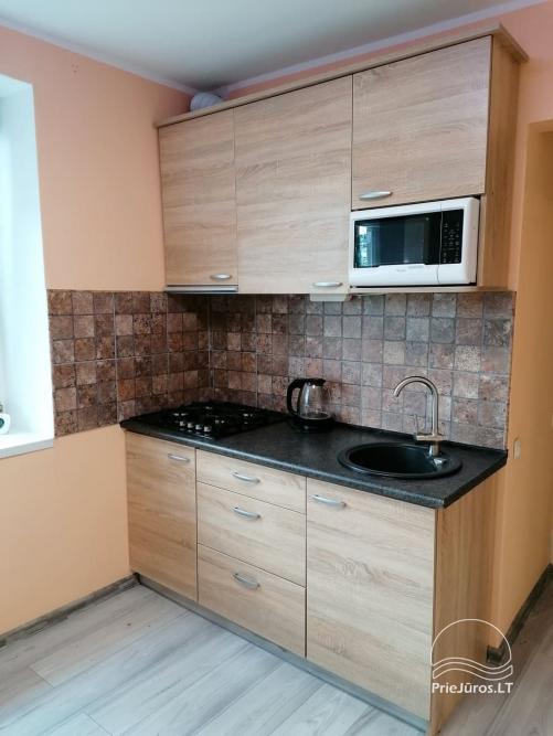 Apartamenty MATUL w Preila na Mierzei Kurońskiej, w pobliżu laguny i Morza Bałtyckiego - 3