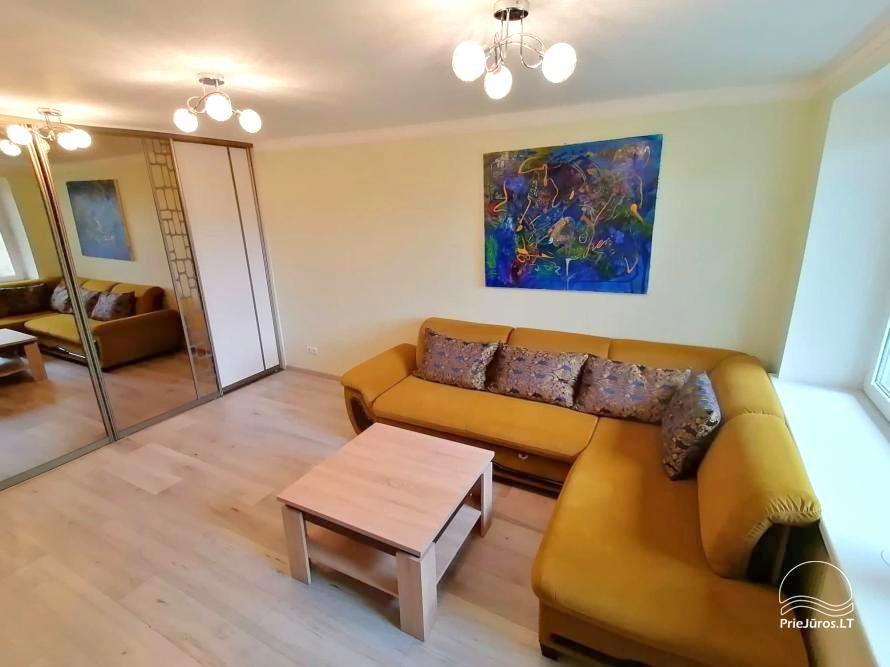 Apartamenty MATUL w Preila na Mierzei Kurońskiej, w pobliżu laguny i Morza Bałtyckiego - 2