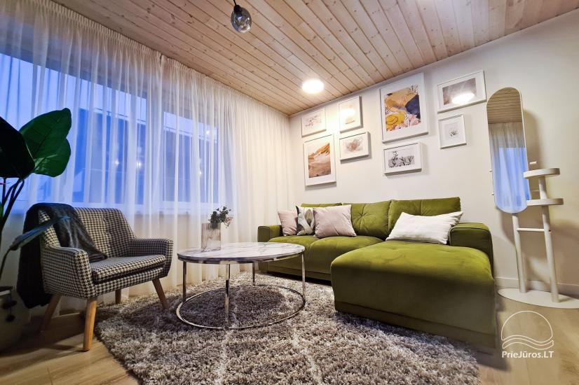 Mieszkanie BIL36 do wypoczynku w centrum Połągi - 1