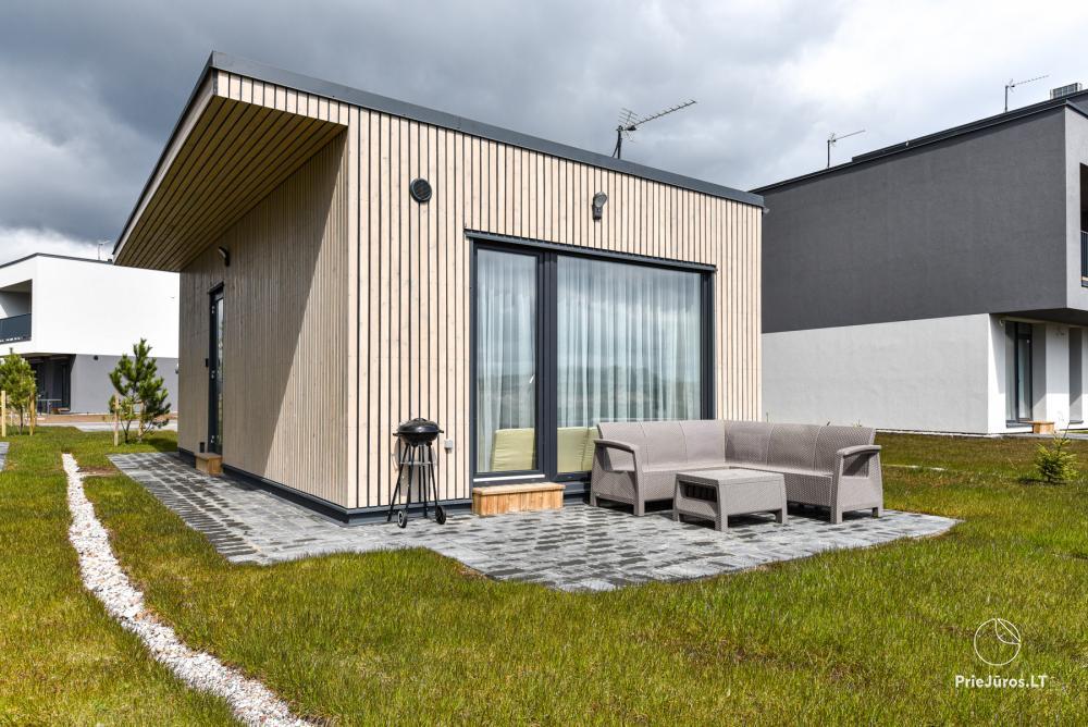 Ritos Palanga - domy wakacyjne, apartamenty do wynajęcia w Połądze, w Kunigiskiai, blisko morza! - 1