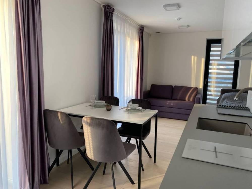 Apartamenty Ieva w nowo wybudowanej dzielnicy Pervalka dla 2-4 osób. - 1