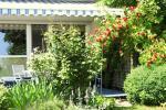 Kącik konsula - mieszkanie w Juodkrante z widokiem na Zalew Kuroński, sauna, taras w ogrodzie różanym - 6
