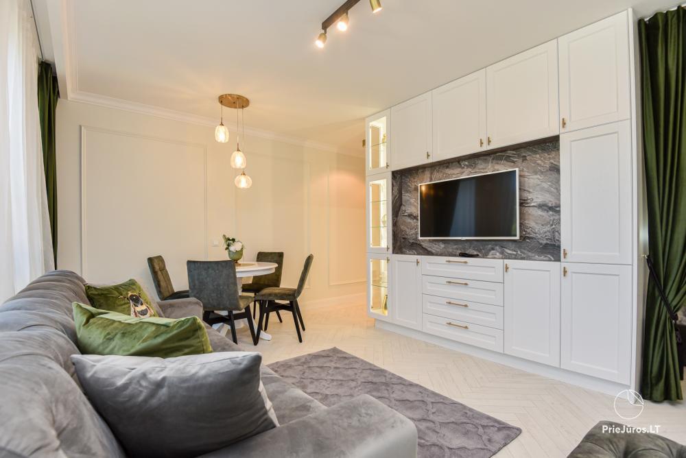 Nowy, nowoczesny apartament Morkus - 1