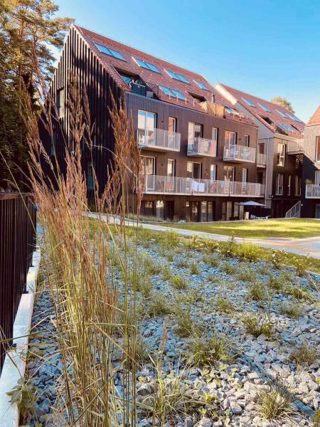 Apartament Hills w Juodkrante
