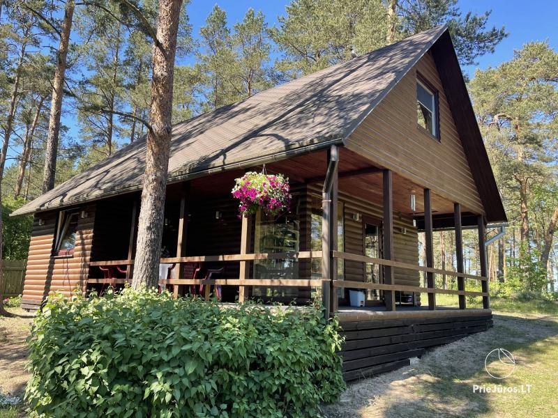 Domek do wynajęcia dla jednej lub dwóch rodzin Priežkalni