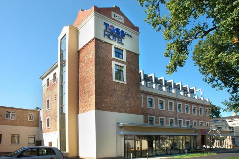 TOSS Hotel- apartamenty do wynajęcia ze strefą SPA