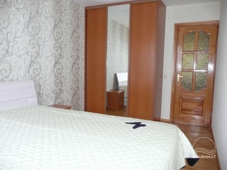 Trzypokojowy apartament na brzegu morza w Mierzei Kurońskiej, 50 m od plaży - 7
