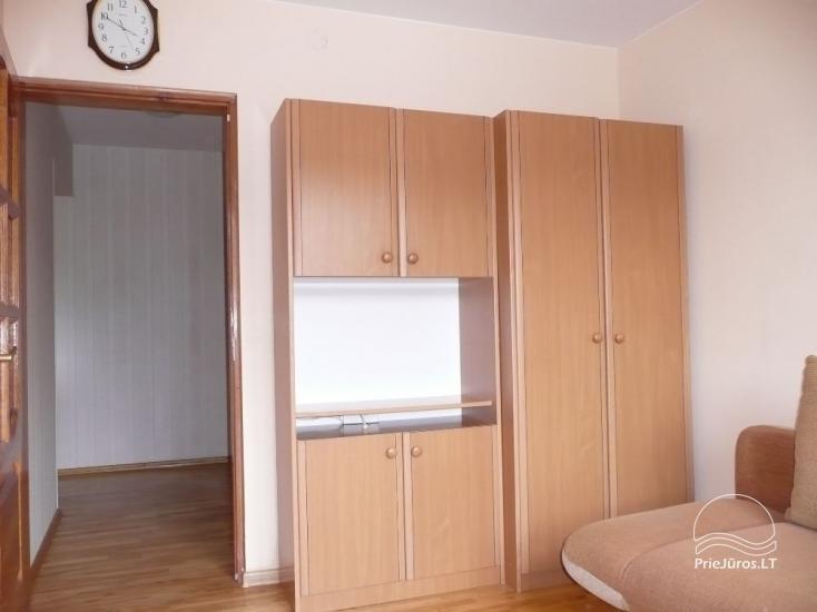 Trzypokojowy apartament na brzegu morza w Mierzei Kurońskiej, 50 m od plaży - 9