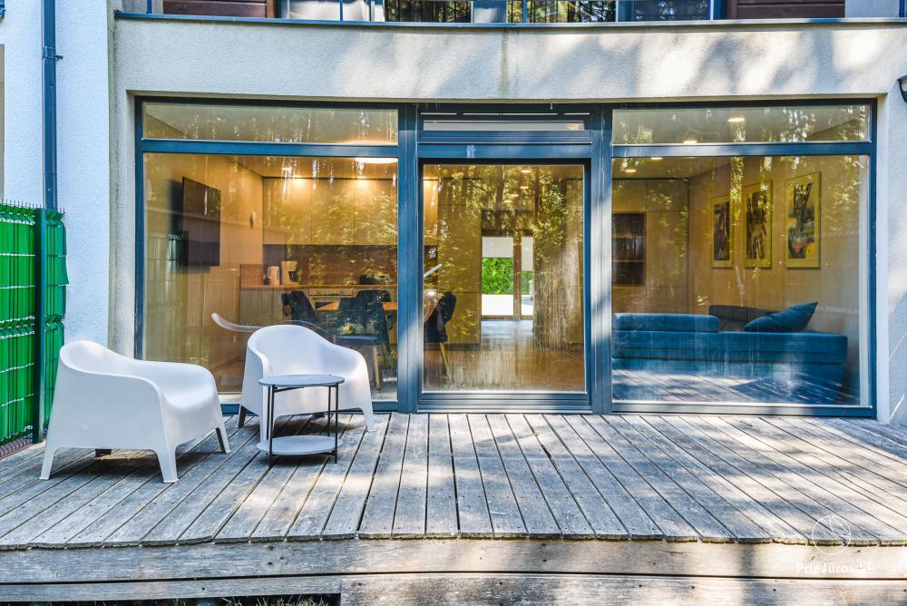 Savas''  nowo wybudowany domek o powierzchni 130 m2 w centrum Sventoji - 1