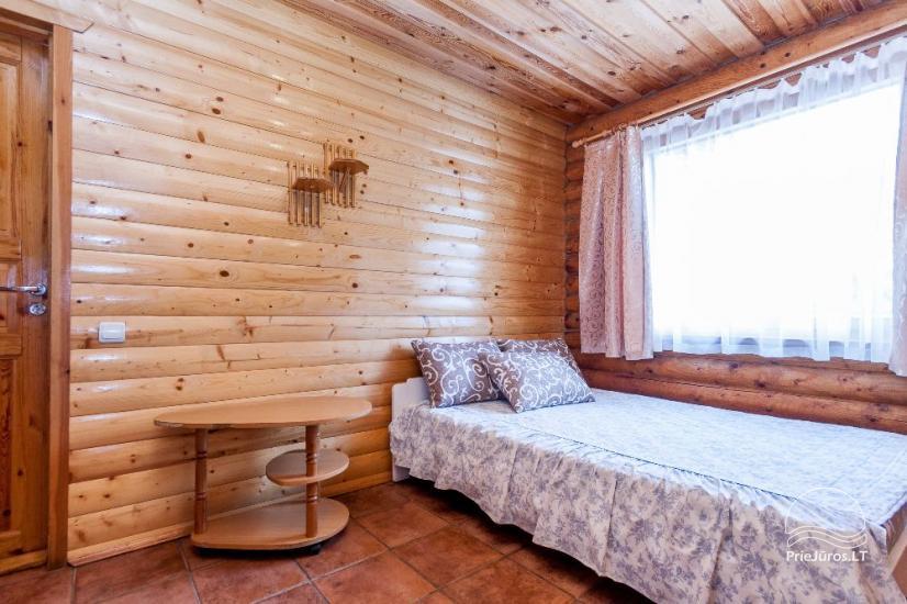 Willa i domki letneskowe do wynajecia w Sventoji Aura - 9