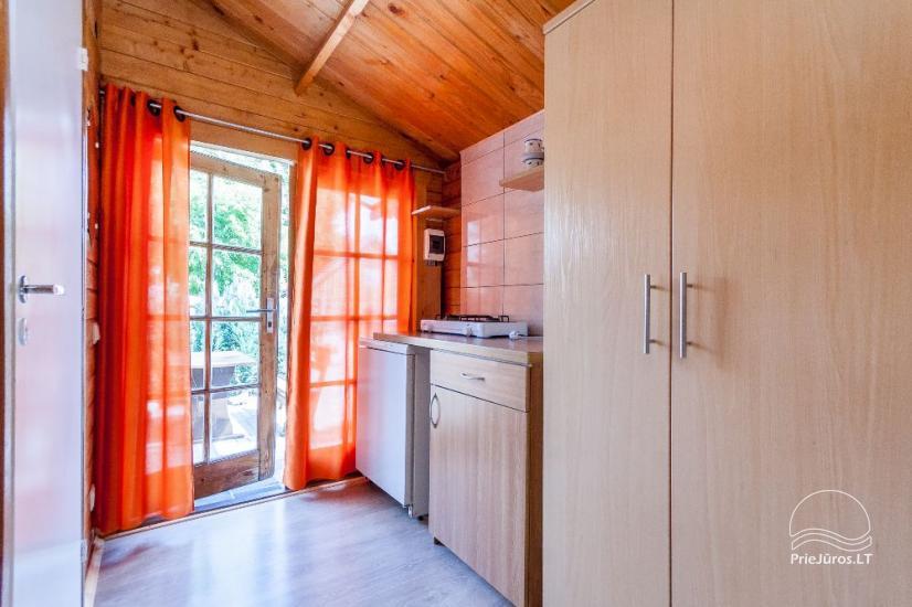 Willa i domki letneskowe do wynajecia w Sventoji Aura - 17