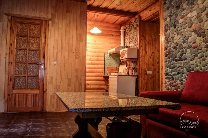 Willa i domki letneskowe do wynajecia w Sventoji Aura - 18