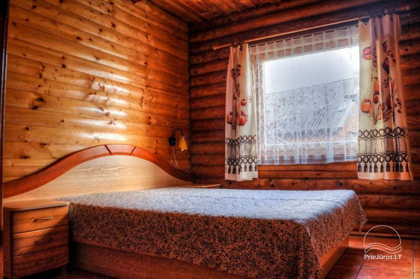 Willa i domki letneskowe do wynajecia w Sventoji Aura - 19