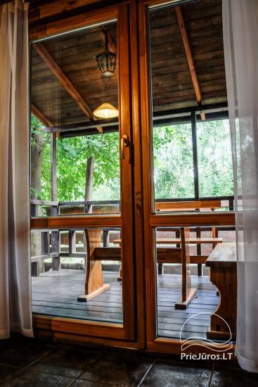 Willa i domki letneskowe do wynajecia w Sventoji Aura - 21