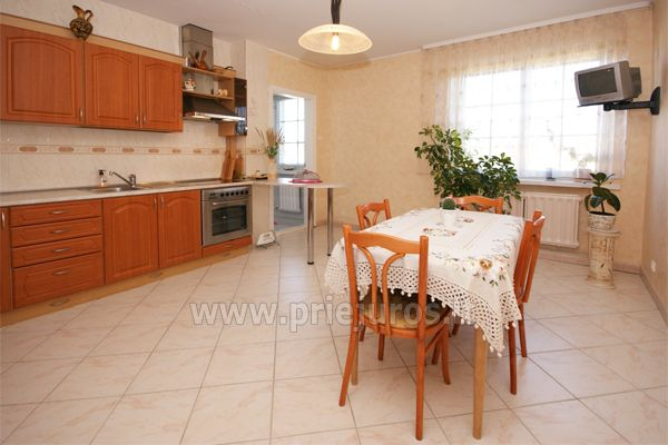 """""""VILLA BRAVO"""" - wspaniałe dwuosobowe apartamenty od 29 EUR za dobę. Czteroosobowe apartamenty od 58 EUR za dobę - 6"""