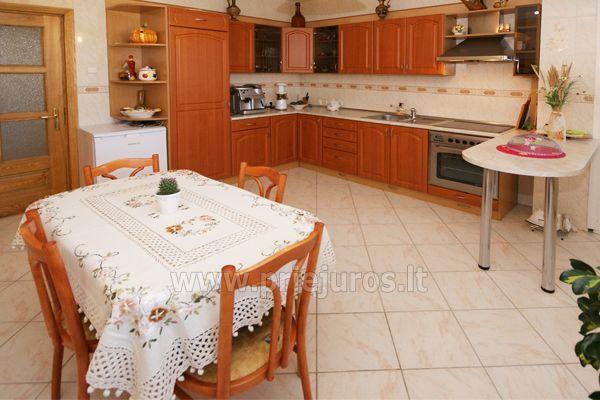 """""""VILLA BRAVO"""" - wspaniałe dwuosobowe apartamenty od 29 EUR za dobę. Czteroosobowe apartamenty od 58 EUR za dobę - 7"""