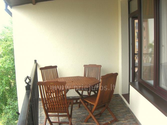 1, 2, 3 pokojowe mieszkania w Połądze: udogodnienia,mini kuchnia,WiFi - 3