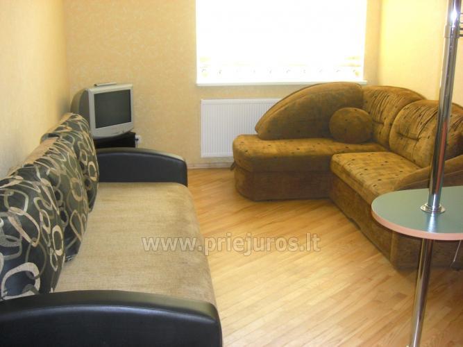 1, 2, 3 pokojowe mieszkania w Połądze: udogodnienia,mini kuchnia,WiFi - 10