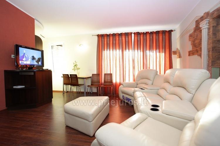1, 2, 3 pokojowe mieszkania w Połądze: udogodnienia,mini kuchnia,WiFi - 6
