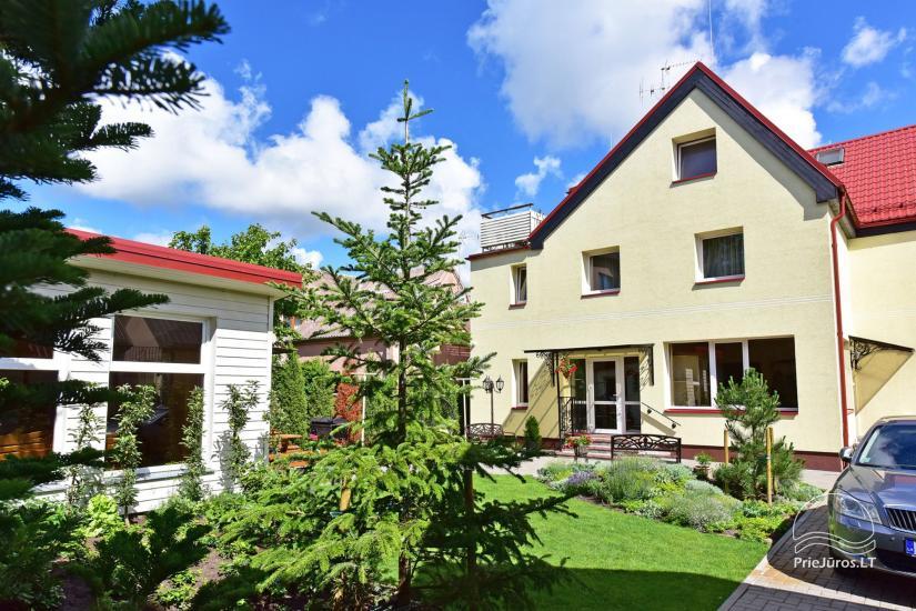 Dom gościnny w Połądze VilaVerona *** - 1