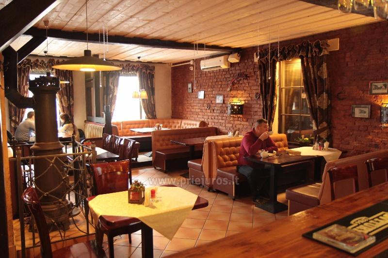 Dom goscinny - restauracja w Priekule w Klajpedskim rejonie KARČEMA MINGĖ - 25