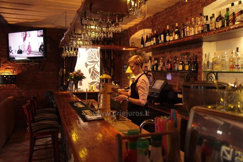Dom goscinny - restauracja w Priekule w Klajpedskim rejonie KARČEMA MINGĖ - 26