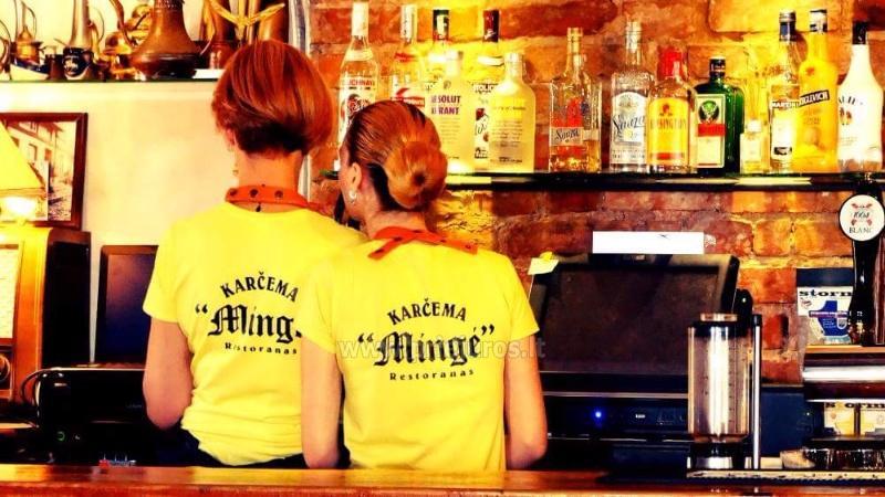 Dom goscinny - restauracja w Priekule w Klajpedskim rejonie KARČEMA MINGĖ - 28
