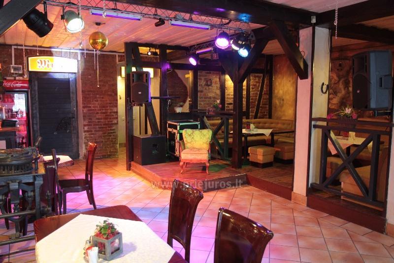 Dom goscinny - restauracja w Priekule w Klajpedskim rejonie KARČEMA MINGĖ - 30