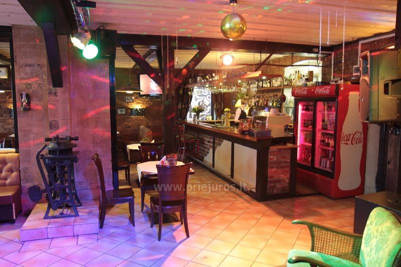 Dom goscinny - restauracja w Priekule w Klajpedskim rejonie KARČEMA MINGĖ - 31