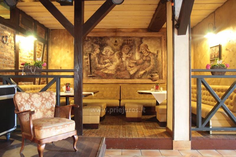 Dom goscinny - restauracja w Priekule w Klajpedskim rejonie KARČEMA MINGĖ - 32