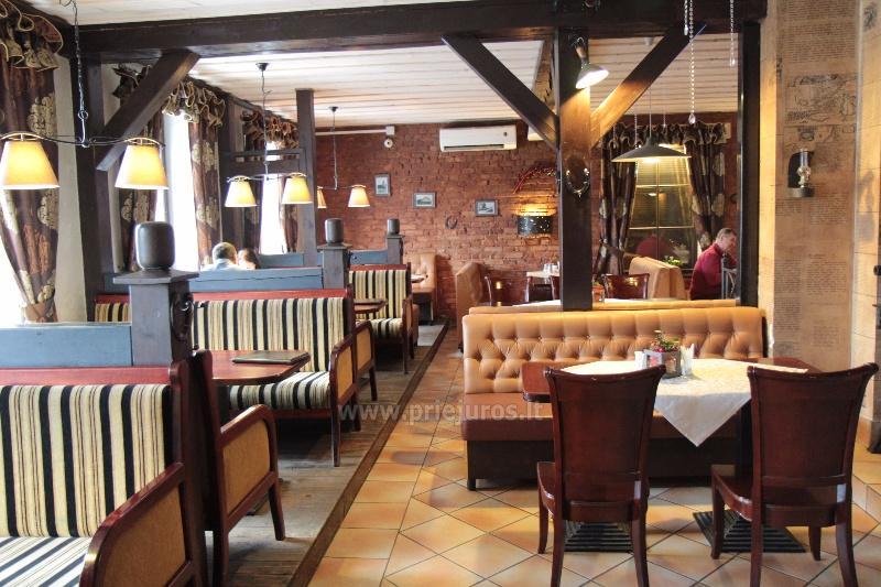 Dom goscinny - restauracja w Priekule w Klajpedskim rejonie KARČEMA MINGĖ - 33