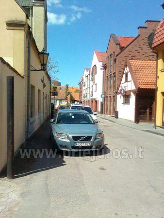 Jedno pokojowe do wynajęcia w centrum i Starego Miasta w Kłajpedzie - 2
