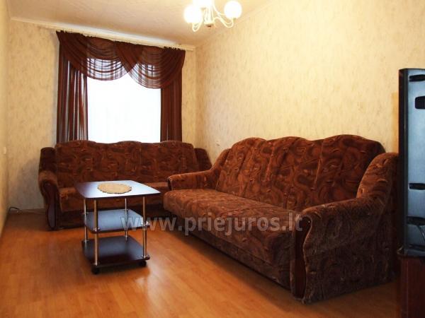 1 i 2 pokoje mieszkanie w Juodkrante - 2