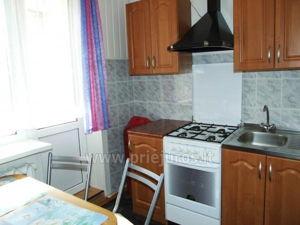 1 i 2 pokoje mieszkanie w Juodkrante - 3