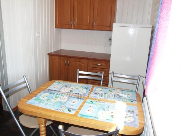 1 i 2 pokoje mieszkanie w Juodkrante - 4