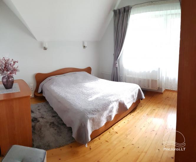 Przestronny apartament z dwiema sypialniami w Nidzie - 5