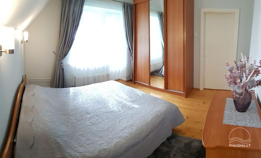 Przestronny apartament z dwiema sypialniami w Nidzie - 6